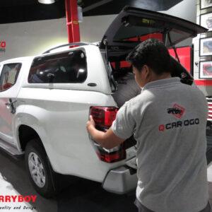Carryboy 560N sliding window canopy www.qcarogo.com almarkhiya doha qatar
