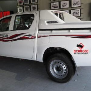 Carryboy Rollbar toyota hilux www.qcarogo.com almarkhiya doha qatar