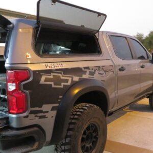 Leer 100xr truck cab chevy silverado www.qcarogo.com almarkhiya doha qatar