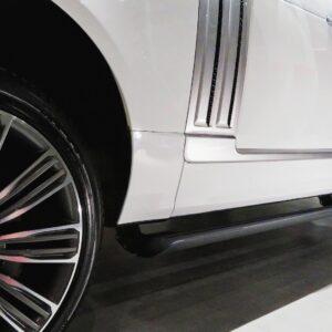 range rover electric step automatic side step www.qcarogo.com almarkhiya doha qatar
